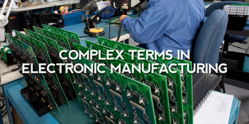 Electronics Manufacturing Blog - PCB, PCBA, Cable Assemblies